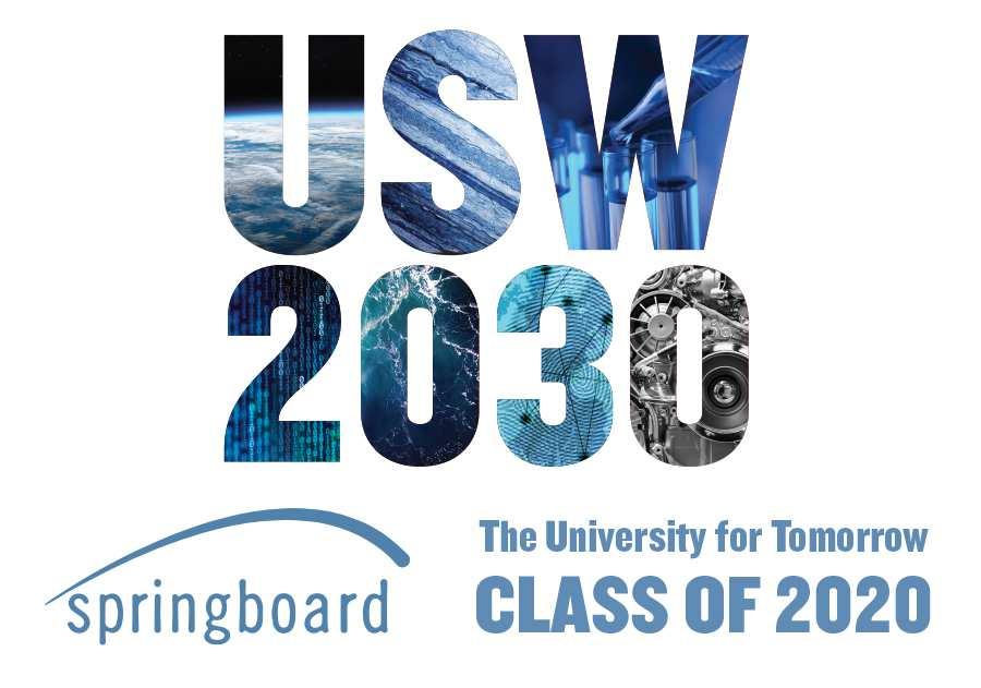 USW Class Of 2020 - Springboard Internships
