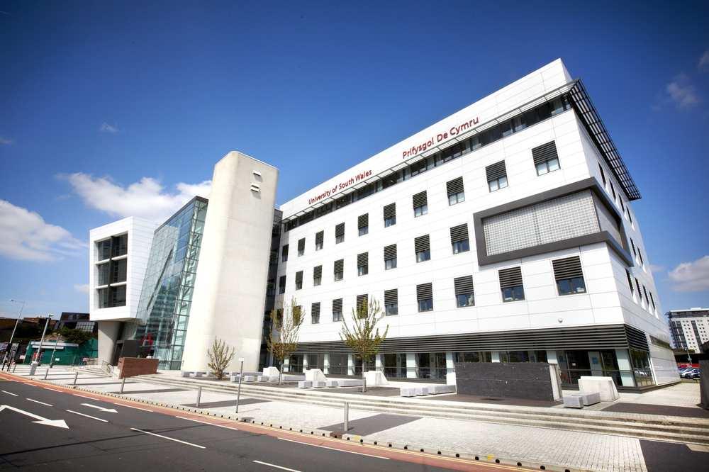 Atrium Building Cardiff