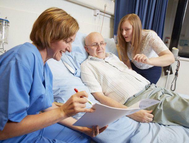 Older People Nursing / Learning Disability Nursing / Adult Nursing