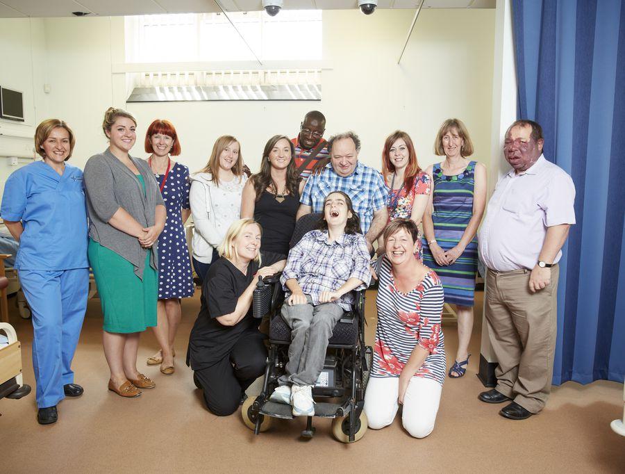 Learning disability nursing