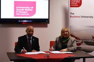 Wales Bangladesh Chamber of Commerce agreement