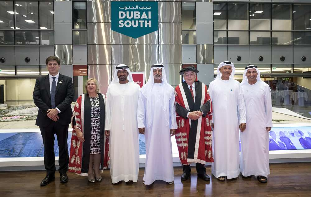 Launch of Dubai South Campus. September 2018