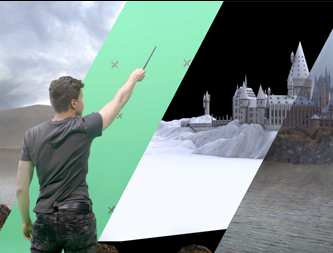 Visual Effects and Motion Graphics