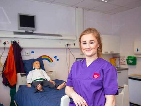 Victoria Pemberton - Nursing Student