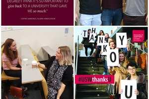 Volunteers' Week 2019: collage