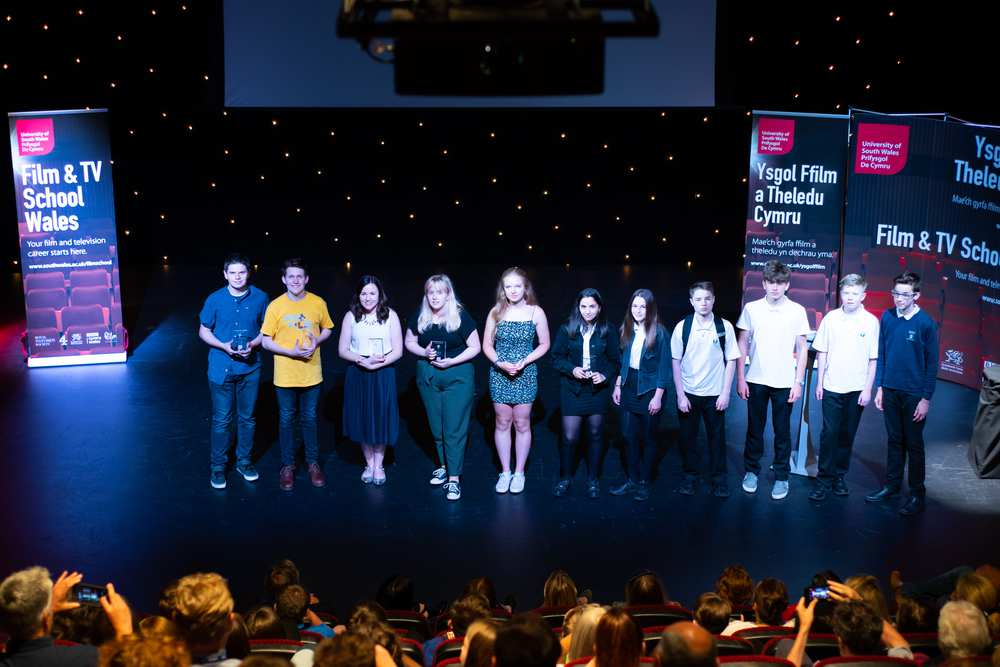 Film & Television School Wales (FTSW) Schools and Colleges Awards. July 2019. Neil Gibson