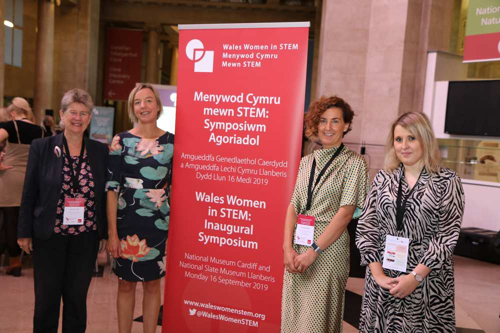 Wales-wide launch for Women in STEM Network | University ...