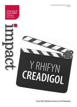 Y Rhifyn Creadigol