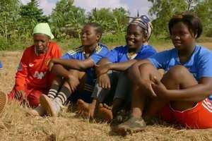 Zanzibar Soccer Dreams - still from film