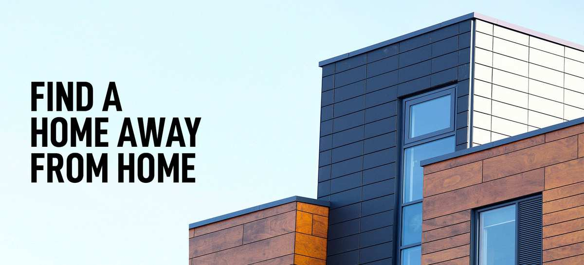 Find A Home Away From Home