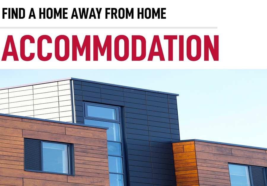 Accommodation Options at USW