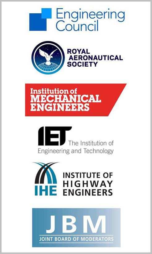 Engineering Accreditations