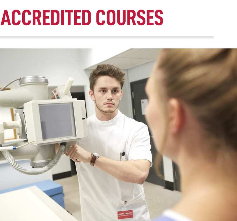 Accredited Courses - Chiropractic