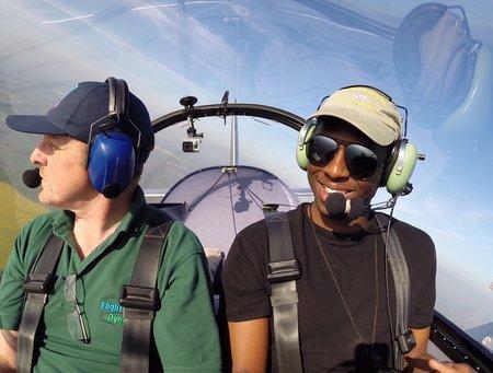 Aerospace Engineering Flight Testing