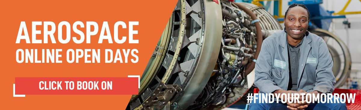 Aerospace Online Open Day