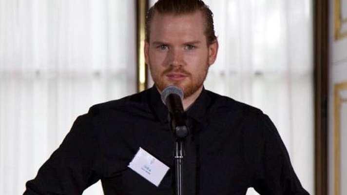 Adam Biddle Music Business Guest Lecture