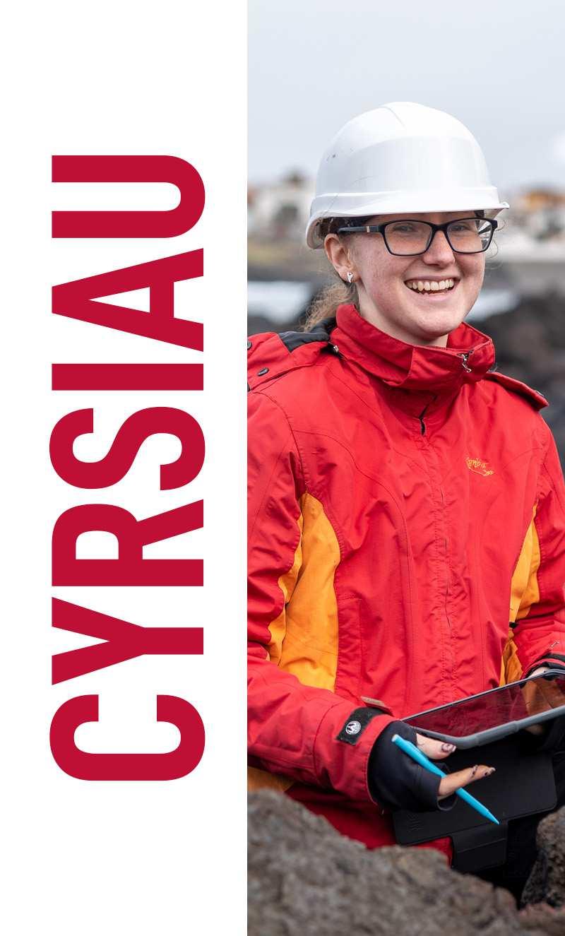 cyrsiau - Cymraeg