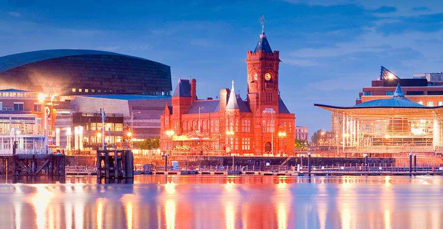 Discover Cardiff Bay