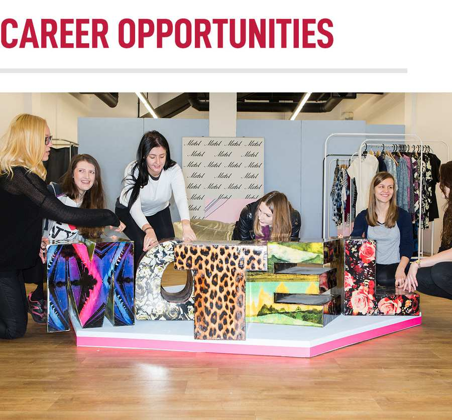 Career Opportunities in Fashion - Image