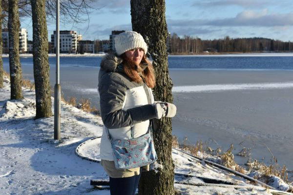 Our first weekend exploring Hämeenlinna, our home for the eight-week exchange