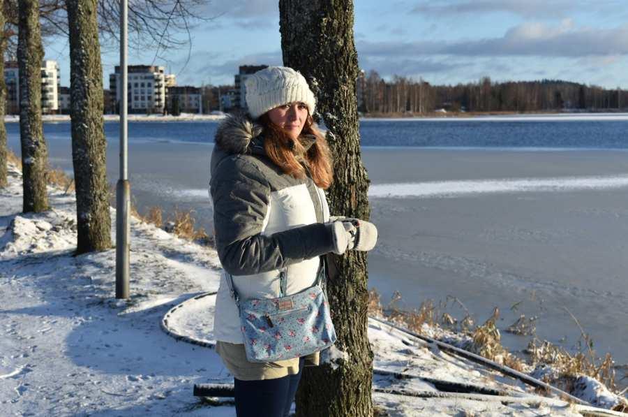 Cath Blyth, Nursing student, Finland Erasmus exchange 2018