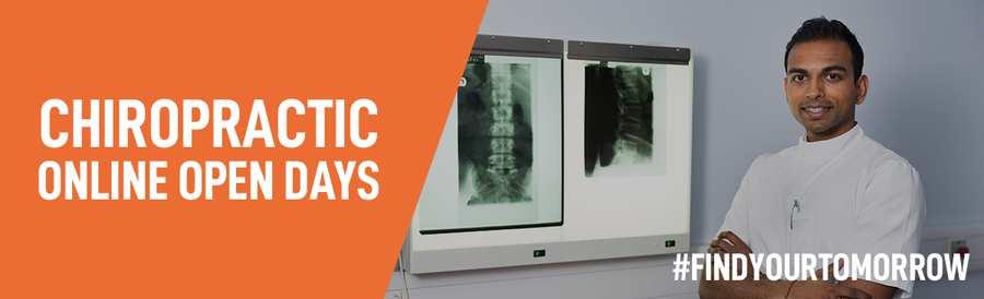 Chiropractic Online Open Day