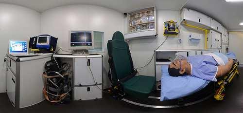 Clinical Simulation Suite Virtual Tour