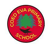 Coed Eva Primary School Logo