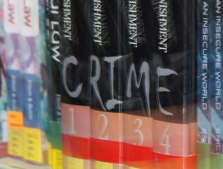Crime books