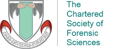 The Chartered Society of Forensic Sciences logo