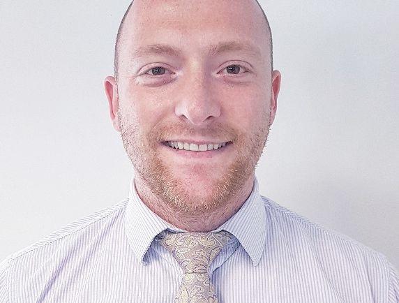 Ben Hitchcock, MA Construction Project Management graduate