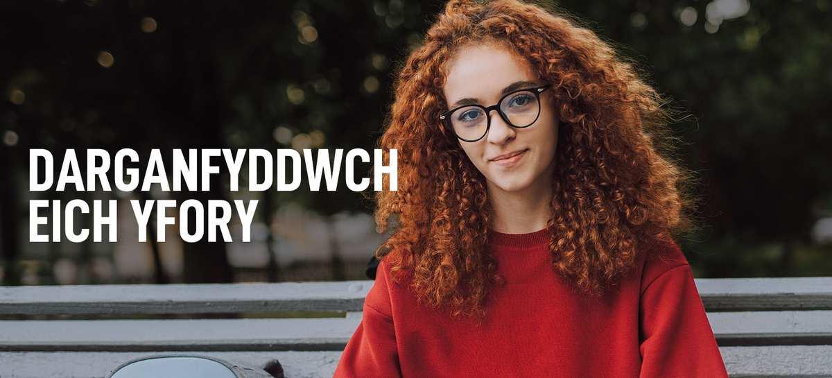 Darganfyddwch Eich Yfory