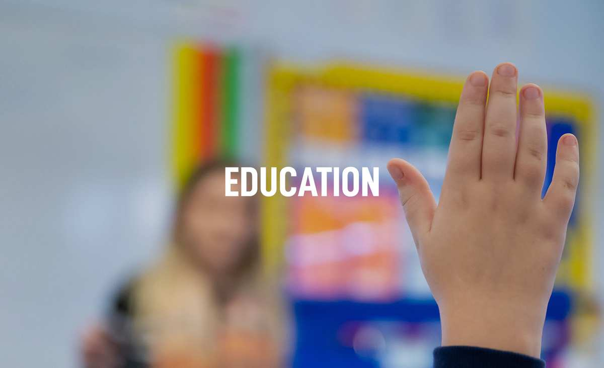 Education Courses Banner