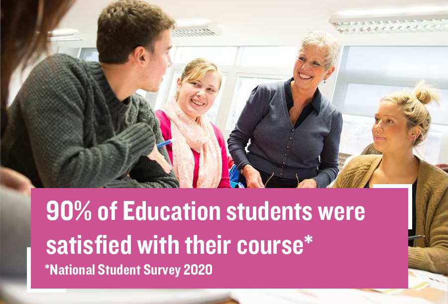 Education NSS Banner 2020