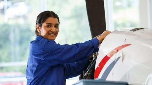 Engineering Facilities: Aerospace