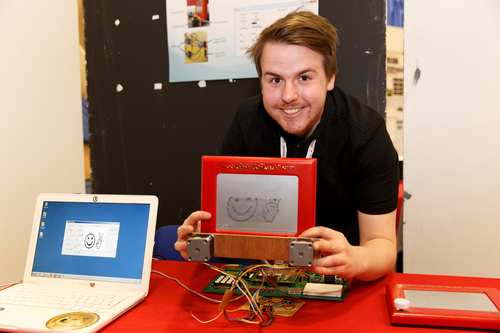 Engineering Showcase - Jack Scammell
