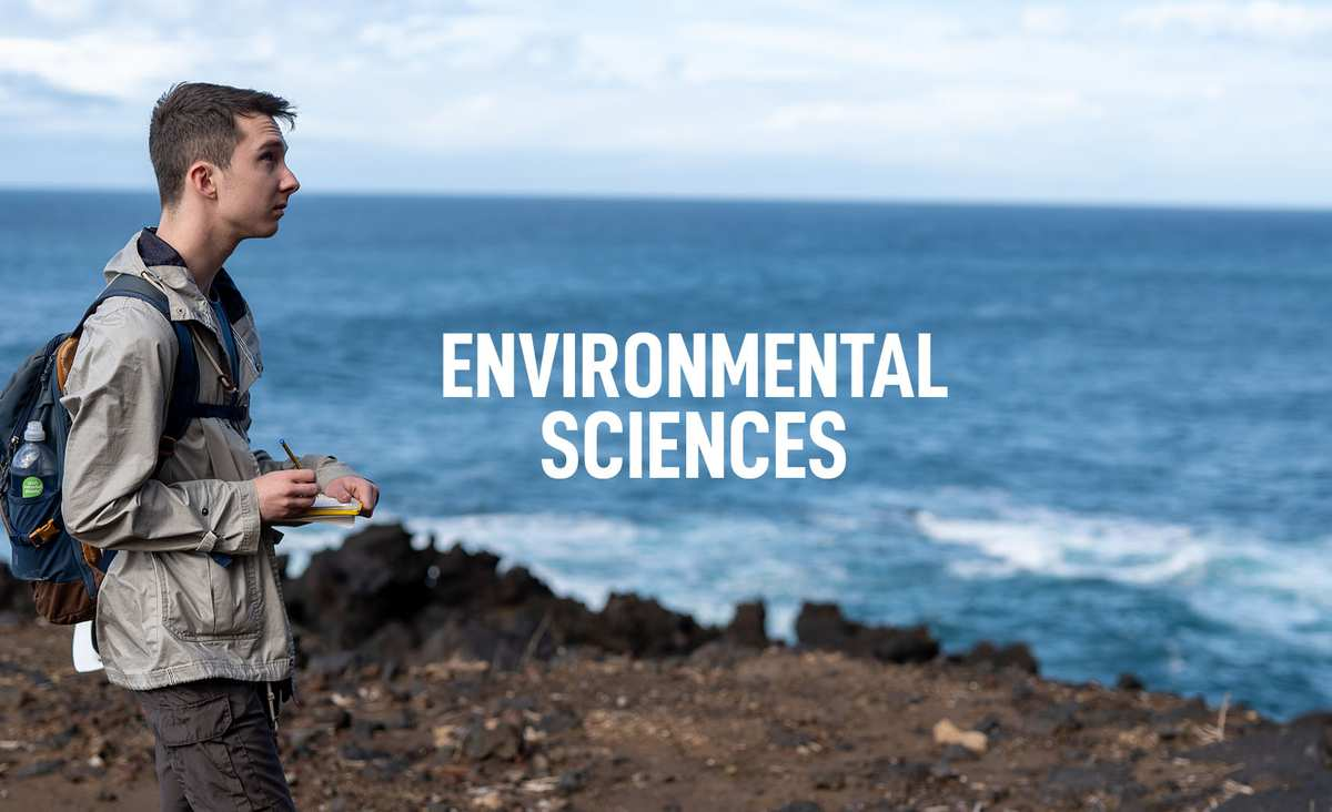 Environmental Sciences Courses Banner