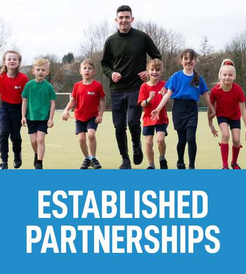 Established Teaching Partnerships