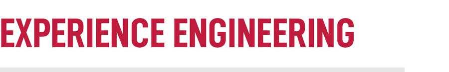 Experience Aerospace Engineering