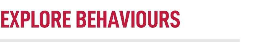 Explore Behaviours