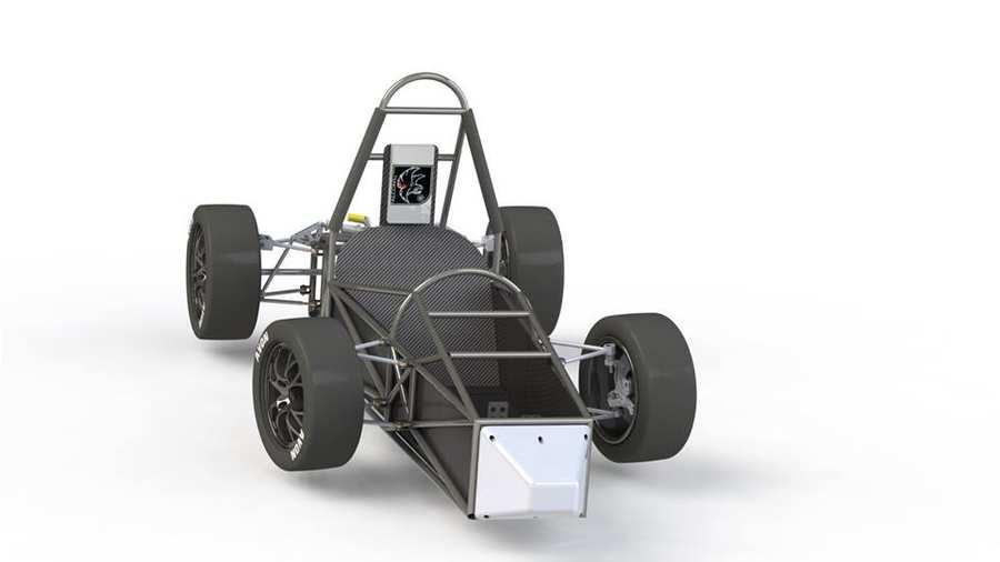 Falcon V1 car