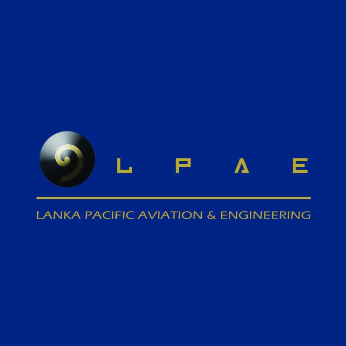 Lanka Pacific Aviation logo - Dubai