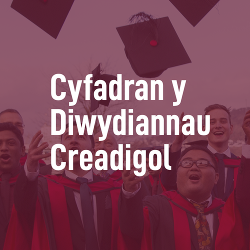 Virtual Grad Celebrations - FCI Cymraeg