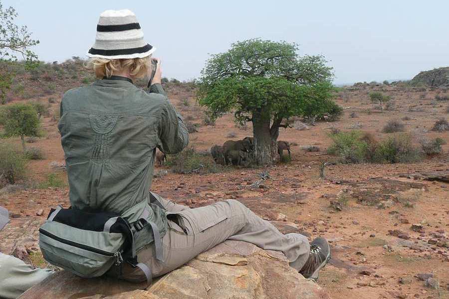Fieldwork - Botswana