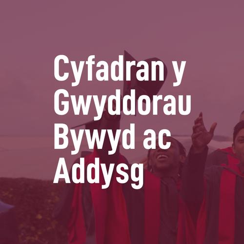 Virtual Grad Celebrations - FLSE Cymraeg
