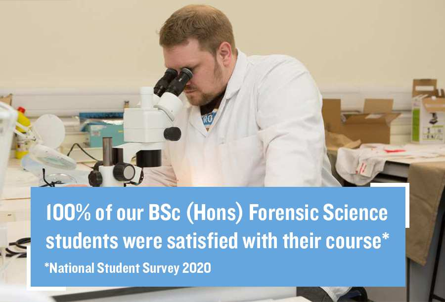 forensic science NSS stat banner