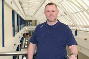 Gareth Davies, Apprenticeshi[ Week, 2020. Wafer Fab Newport