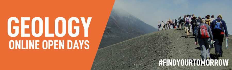 Geology Online Open Day