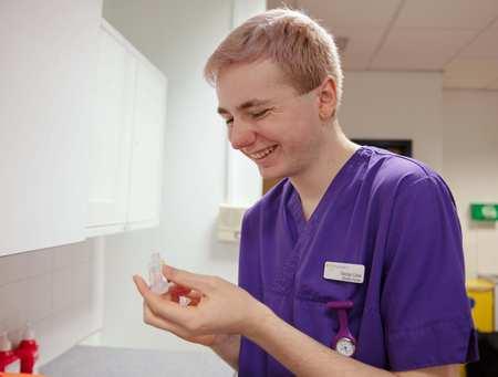 George Cade - Student Nurse