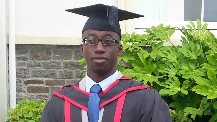 John Akinjomo, Mech Eng graduate 2015
